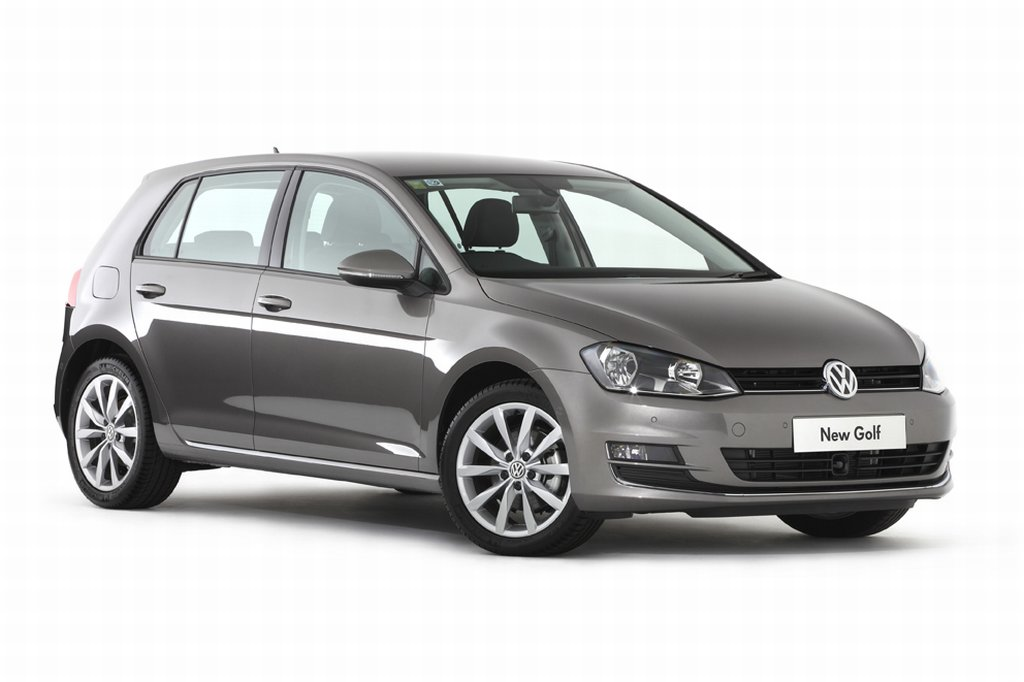 Location VW Golf 7